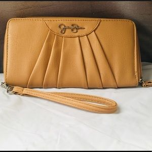 Jessica Simpson wrist wallet